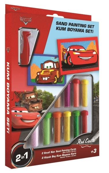 Kids Bee Happy Ds05 Disney Pixar Cars 2in1 Retail Pack