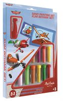 Disney Planes sand art kit