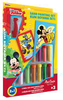 Mickey Mouse Sand Art Kit